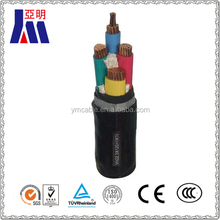 0.6/1kV stranded copper conductor fire resistance XLPE insulated electrical cable