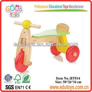 nuevo 2012 trike de madera juguetes para los niños