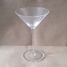 Crystal Martini Cocktail Long Stem Wine Glass
