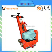 Electric Scarifier Machine For Road Construction
