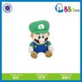 Personalizados de juguete de felpa venta al por mayor super mario bros juguetes productos