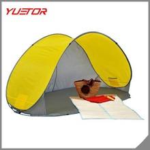 Beach Shelter Pop Up Beach Tent Uv Sun Shelter Camping Fishing Festival Tents