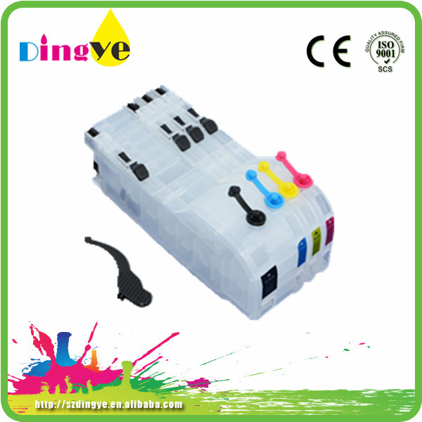 LC 529 539 inkjet cartridge For brother dcp-j100
