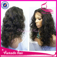 Natural hairline full lace wig 5a grade human lace wig wholesale 100% human hair lace cap for wig making