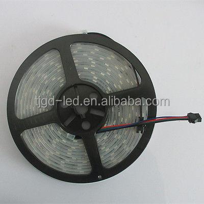WS2812B led strip 5V IC 60LED strip 5050 RGB addressable led strip
