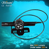Newest Arrival DIV10 Waterproof IP68 Dive light LED Canister Flashlight