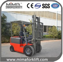Top manufacturer of electric forklift truck with 5 T load capacity