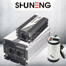 SHUNENG 1500w dc-ac power inverter for all worlds 12v/24v-110v/230v