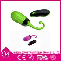 Multispeed vibrating kegel muscle women's sex toy