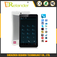 cheap 7 inch 3G Phone tablet android with dual sim card