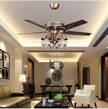 Durable unique work fan lamp t868