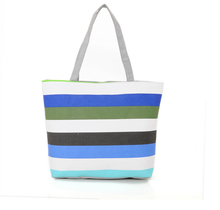 custom print canvas bag canvas promotion tote bag