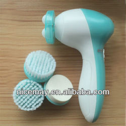 New Design Exfoliating Cleansing Facial Brush