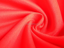 200gsm polyester brushed warp knitting fabric /golden velvet