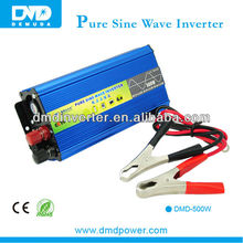 Best price dc to ac off grid 500w pure sine solar inverter price made in China for solar panel