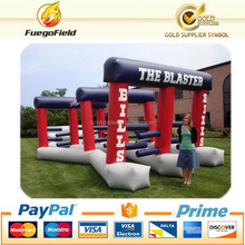 Excellent quality manufacture inflatable obstacle course race