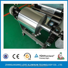 Aluminum Foil roll rewinding and cutting Machine
