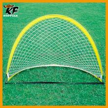 factory wholesale 6 feet mini portable quick folding soccer football goal
