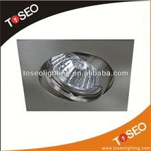 GU10 MR16 halogen downlight zinc alloy led down lights gu10