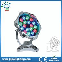 2015 hot selling New Product JU-4006-6W IP68 LED pool lights,high power swimming pool lightng