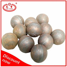 Hot rolled Dia 30-90 mm steel grinding balls