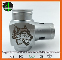 Factory wholesale big vapor hammer mod, fantastic vapor mod, best electronic cigarette wolf hammer mod