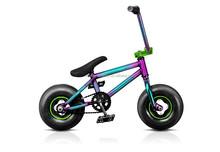 Rocker 10inch downhill racing dirt BMX pocket bike with 3pcs crank set for sale