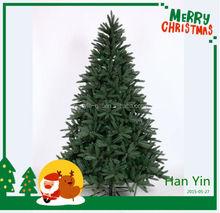 2015 new design hot sale custom made christmas trees