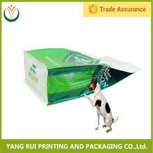 Alibaba china China New Innovative Product plastic pet dog food bags