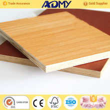 ADMY best selling products good quality melamine coated mdf wholesale