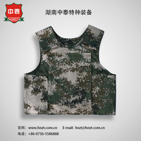 High protection riot control knife resistant vest