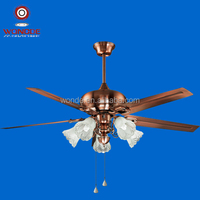 HOT sale ceiling fan with three light