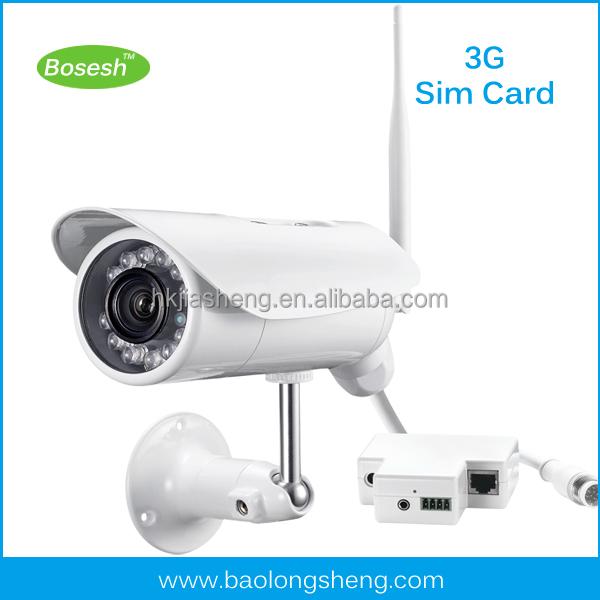 1080P 3G Camera Surveillance ip 3g camera poe hot sell high quality wifi outdoor 3g camera