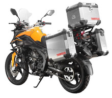 Tourfella Motorcycle Aluminium Side Box for Zongshen RX3 motorbike