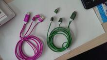MHL HDTV Video Cable Bulk Wholesale Lot X 5
