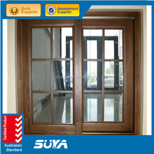 Glass swing interior french doors