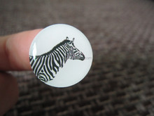 self adhesive circle dot epoxy sticker (M-EP047)