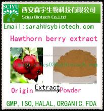 5% Vitexin Hawthorn Berry Extract