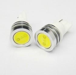 Wholesale High Power T10 Car LED Bulb T10 Auto W5W 1W 12v