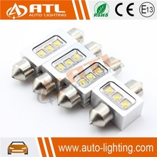 High quality canbus 39mm festoon, led car dome light, led bulb kit
