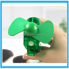 Promotion Mini Electric Hand Fan/Portable Mini Handheld Fan with Water