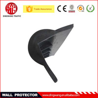 Made in China DINGWANG Good quality Reflective Wall Rubber Guard