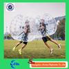 Plastic pvc inflatable ball, cheap bumper ball inflatable ball