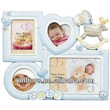 beautiful custom resin photo frame for baby