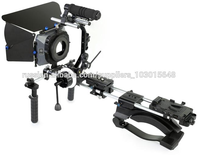 PROAIM 10C (Е) плеча камеры Рог Комплект