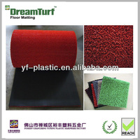 Factory Price Wholesale PP/PE/PVC thin door mat,entrance door mat,pvc door mat
