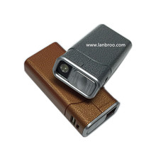 Cell certificates portable safety power bank with many colors for optional