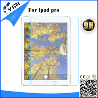 9H Hardness For iPad Tempered Glass Screen Protector For iPad 3 Anti - fingerprint