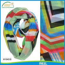 fashion scarf custom chevron infinity scarf