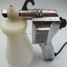 Venta caliente textil limpieza gun con boquilla 250 ML / eléctrico de tinta pintura de aerosol del arma
